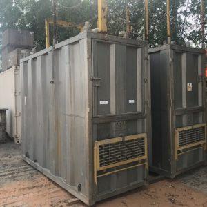 Stainless Steel Fluid Tanks