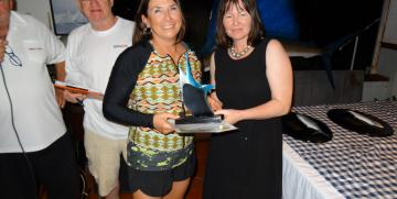 IRE Wins Best Lady Angler